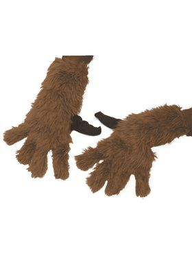 Avengers: Endgame Adult Rocket Raccoon Gloves