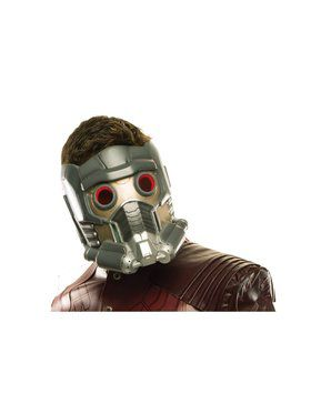 Avengers: Endgame Adult Star - Lord 1/2 Light Up Mask