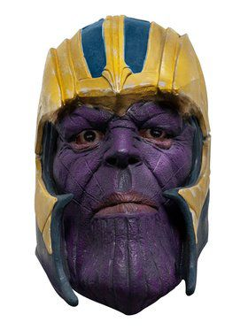 Avengers: Endgame Adult Thanos Overhead Latex Mask