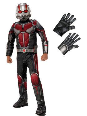 Avengers Endgame Antman Deluxe Child Costume Kit