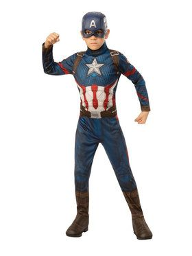 Avengers: Endgame Captain America Child Costume