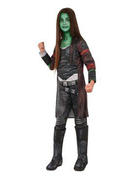 Avengers: Endgame Deluxe Gamora Girls Child Costume