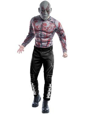 Avengers: Endgame Drax Deluxe Adult Costume