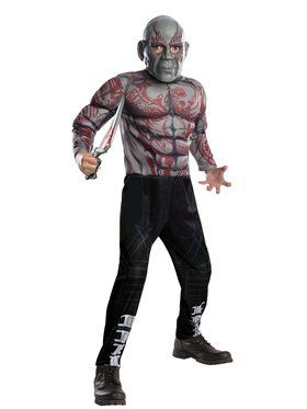 Avengers: Endgame Drax Deluxe Child Costume