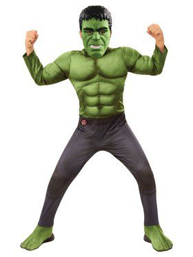 Avengers: Endgame Hulk Deluxe Child Costume