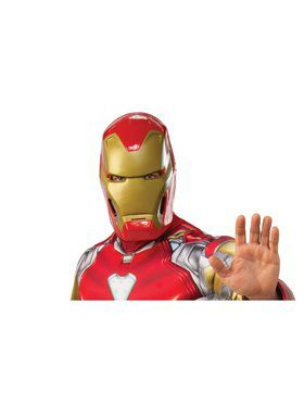 Avengers Endgame Iron Man Adult 1/2 Mask