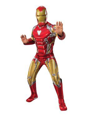 Avengers: Endgame Iron Man Deluxe Adult Costume