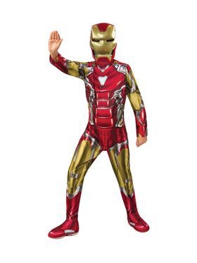 Avengers: Endgame Iron Man (New Suit) Child Costume