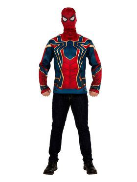 Avengers: Endgame Iron Spider Costume Top