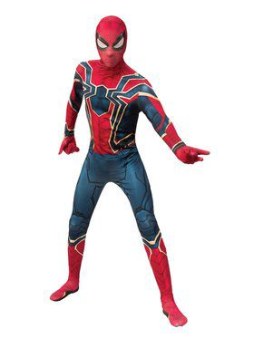 Avengers: Endgame Iron Spider Second Skin Suit Adult Costume