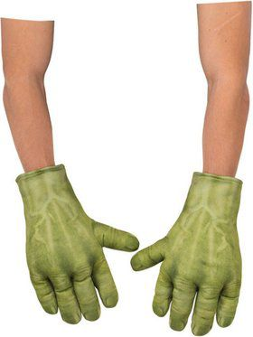 Avengers: Endgame Kids Hulk Padded Gloves