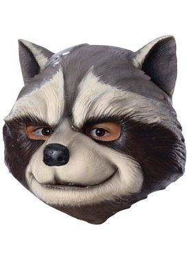 Avengers: Endgame Kids Rocket Raccoon 3/4 Mask