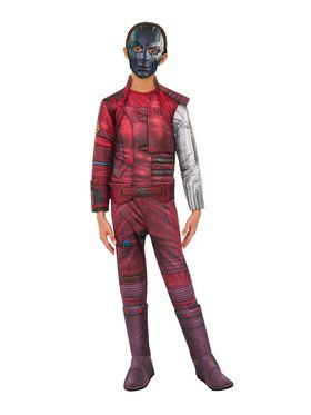 Avengers: Endgame Nebula Deluxe Child Costume