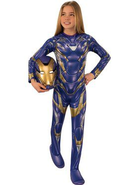 Avengers: Endgame New Girls Armored Child Costume