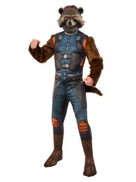 Avengers: Endgame Rocket Raccoon Deluxe Adult Costume