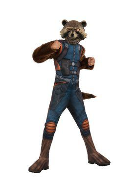 Avengers: Endgame Rocket Raccoon Deluxe Child Costume