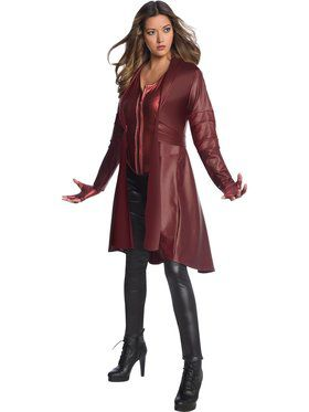 Avengers: Endgame Scarlet Witch Secret Wishes Adult Costume