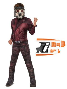 Avengers Endgame Star Lord Child Costume Kit