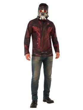 Avengers: Endgame Star Lord Costume Top
