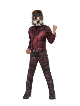 Avengers: Endgame Star Lord Deluxe Child Costume