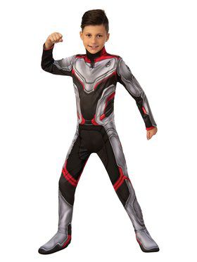 Avengers: Endgame Team Suit Child Costume