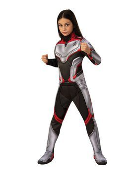 Avengers: Endgame Team Suit Deluxe Child Costume