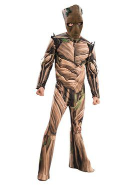 Avengers Endgame Teen Groot Deluxe Adult Costume