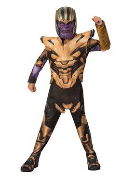 Avengers: Endgame Thanos Child Costume