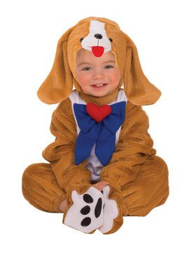 Beagle Fluffy Pup Baby Costume
