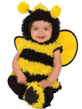 Baby Bumble Bee Costume  sc 1 st  BuyCostumes.com & All Baby and Toddler Costumes - Baby and Toddler Halloween Costumes ...