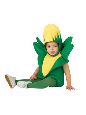 Baby Corn Husk Child Costume