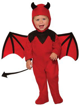 Toddler Daring Devil Costume