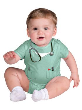 Doctor Costume for Babies