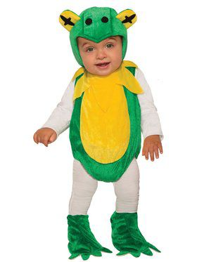 Toddler Fresh Froggie Costume