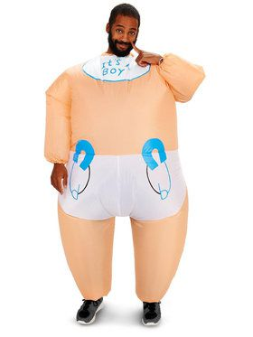 Baby Inflatable Adult Costume