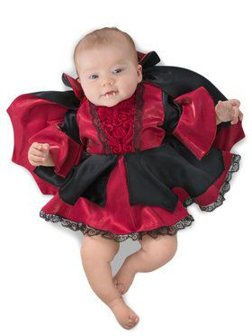 Baby Lil Victoria The Vampiress Costume
