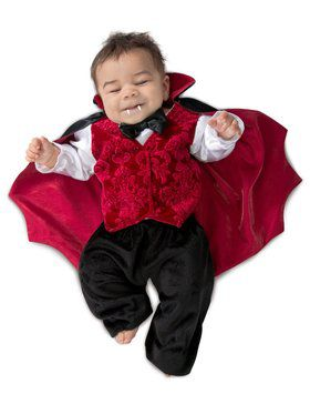 Boys Lil Vlad the Vampire Child Costume