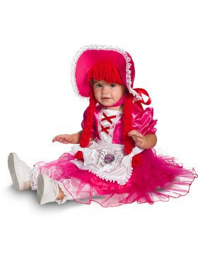 Little Miss Muffet and Spider Infant Costume