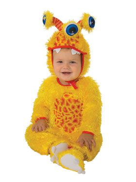 Baby Monster Boo Costume