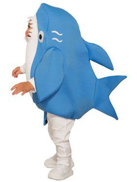 Toddler Nipper the Shark Costume
