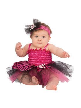 Baby Pirate Tutu Costume