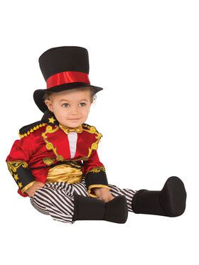 Baby Ringmaster Costume  sc 1 st  BuyCostumes.com & Kids Clown and Circus Costumes - Kids Halloween Costumes ...