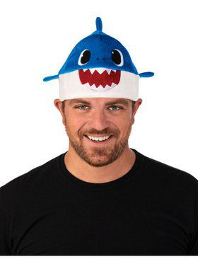 Daddy Shark Hat - Baby Shark