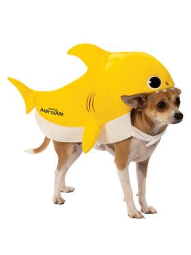 Pet Baby Shark Costume