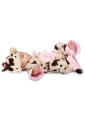 Sleepy Cow Baby Costume