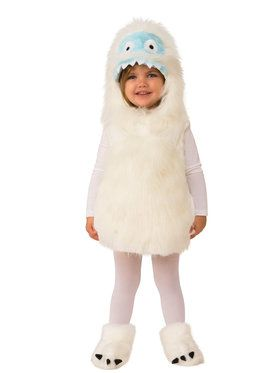 Baby Toddler Cutie Yeti Costume