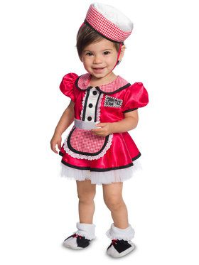 Baby/Toddler Diner Baby Costume
