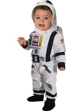 Lil' Astronaut Toddler Costume
