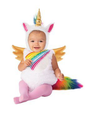 Baby Unicorn Child Costume