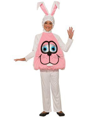 Kid's Wiggle Eyes Bunny Costume